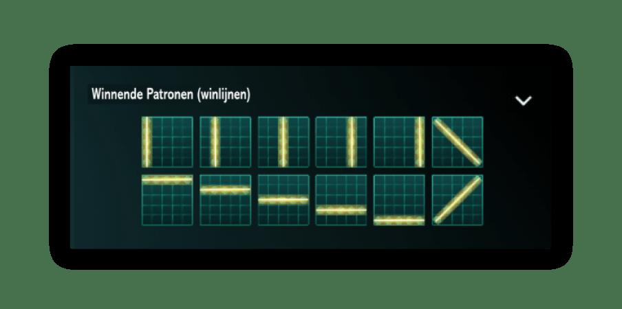 Mega-ball-winnende-de-patronen-lijnen-die-recht-geven-op-een-prijs