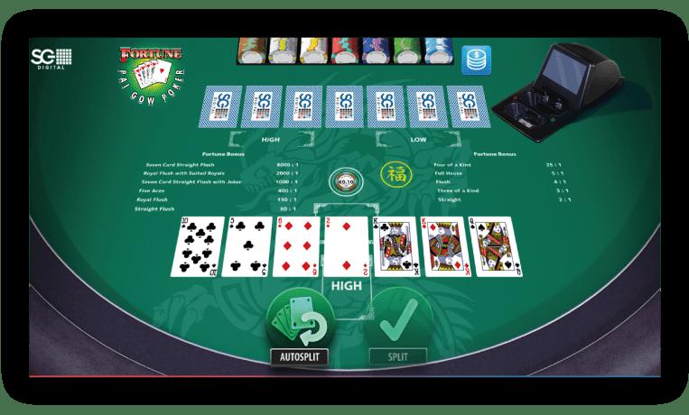 pai-gow-dealer-deelt-zeven-kaarten-aan-speler
