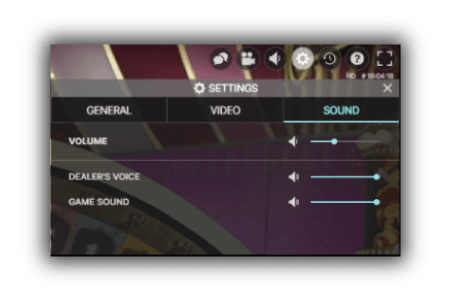 volume-en-video-settings-voor-crazy-time